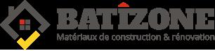 BATIZONE matériaux construction rénovation Carrelage Parquet Paris Logo